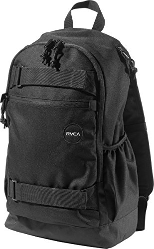 RVCA Men's Push Skate Backpack II, Black, One Size