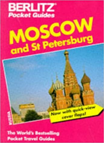 Book Moscow and St. Petersburg (Berlitz Pocket Travel Guides)