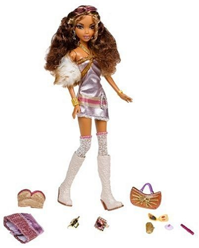 Barbie My Scene My Bling Bling Madison Doll