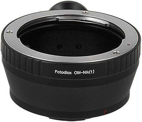 Fotodiox Lens Mount Adapter Arri//Std Lens to Nikon 1 Camera Body