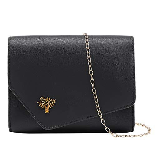 Pengy Women Faux Leather Handbag Twist Lock Cross Body Messenger Bag Turnlock Shoulder Bag for Lady ()