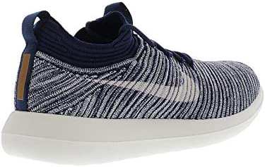 c198504b7f6c7 Nike Women s Roshe Two Flyknit V2 College Navy Sail Ankle-High Running Shoe  -. Loading Images... Back. Double-tap to zoom