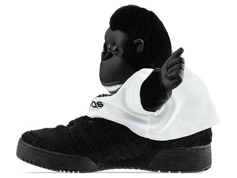 Js Gorilla V24424 Zwart1, Zwart1, Zwart1