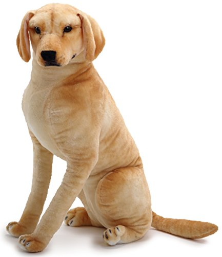 (VIAHART Leanna The Labrador | 31 Inch Stuffed Animal Plush | Shipping from Texas | by Tiger Tale Toys)