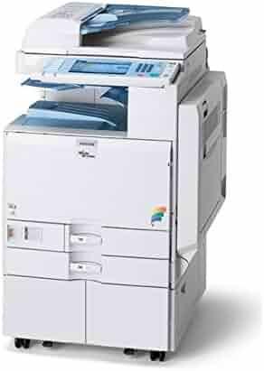 Ricoh Aficio MP C3500 Color Multifunction Copier - 35ppm, A3/Tabloid-size, Copy, Print, Scan, ARDF, Duplex, 2 Trays