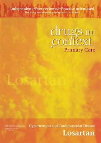 Losartan  Hypertension And Cardiovascular Disease  Drugs In Context