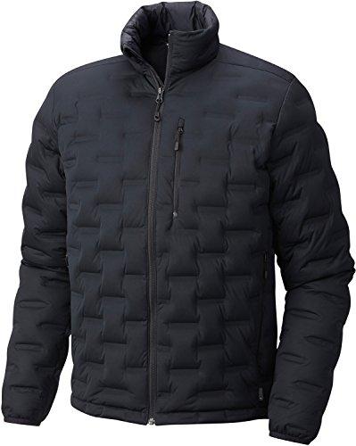 Mountain Hardwear Men's StretchDown DS Jacket, Black, M