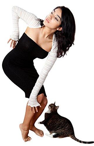 KD dance New York - Torera - Sudadera - para mujer crema
