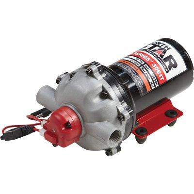 NorthStar NSQ Series 12V On-Demand Sprayer Diaphragm Pump - 3 GPM @ 60 PSI