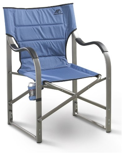 ALPS Mountaineering Camp Chair-Steel Blue Alps Mountaineering Camp Chair