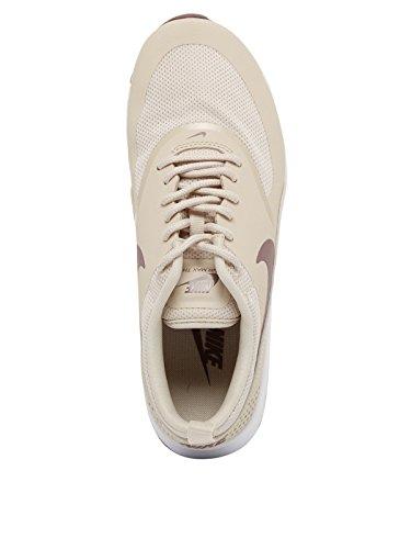 Nike Wmns Størrelse Beige Air 38 Thea Max Lilla Hvid q1HRqTrw