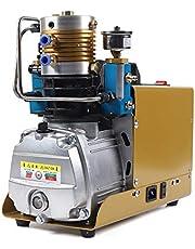 30 Mpa 1,8 kW hogedrukluchtcompressor, PCP-inflator voor 0-12 l opblaasbare fles