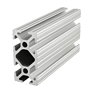 "80/20 Inc., 1020, 10 Series, 1"" x 2"" T-Slotted Extrusion x 72"" by 80/20 Inc."
