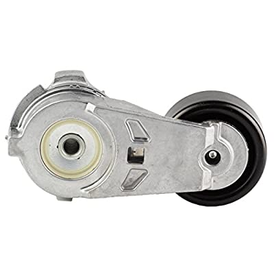 Bapmic 12573024 Drive Belt Tensioner with Pulley for Buick Chevrolet GMC Hummer Isuzu Saab: Automotive