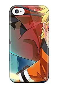 Durable Case For The Iphone 4/4s- Eco-friendly Retail Packaging(naruto Shippuden)
