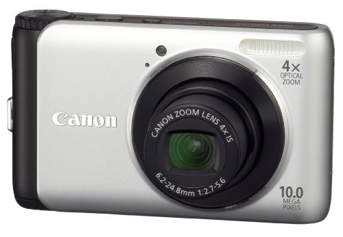 (Canon PowerShot A3000 IS 10 MP Digital Camera with 4x Optical Image Stabilized Zoom and 2.7-Inch LCD)