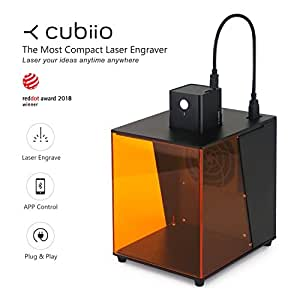 Amazon Com Cubiio The Most Compact Laser Engraver
