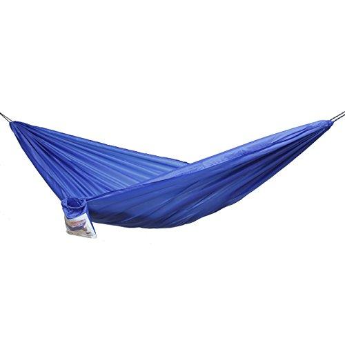 Amazonas Traveller Lite, Lightweight Camping Hammock - Blue