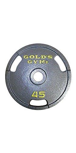 Gold's Gym 45 lb 2' Grip Plate
