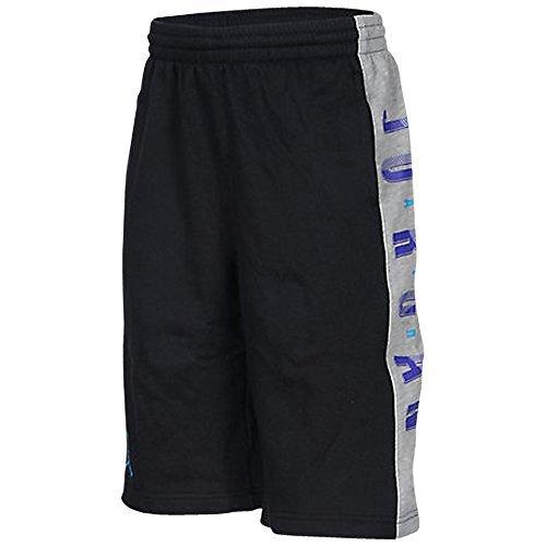 Nike Big Boys Air Jordan Jumpman Highlight Graphic Fleece Shorts X-Large
