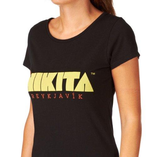 Nikita Reykjavik Tee - Jet Black Taglia XS