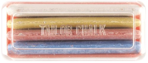 Hemline PB.245   20 Cases Tailor's Chalk Each Case Has 4 Chalks by Hemline