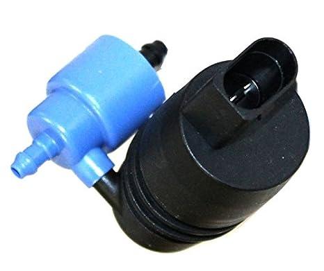 AERZETIX: Bomba de agua para limpiaparabrisas frente y trasero para 1J6 955 651: Amazon.es: Hogar