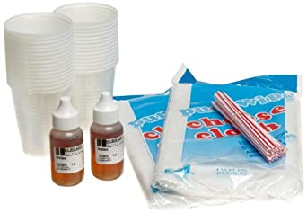 American Educational Cheesemaking Kit for 60 Students