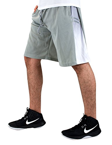 American-Legend-Mens-Active-Athletic-Performance-Shorts-5-Pack