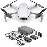 DJI Mavic Mini Combo - Dron Ultraligero y Portátil, Duración Batería 30 Minutos, Distancia Transmisión 2 Km, Gimbal 3…