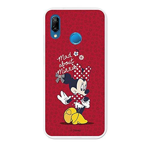 La Casa des Coques Cover Ufficiale Disney Minnie Mad About Minnie Huawei P20 Lite