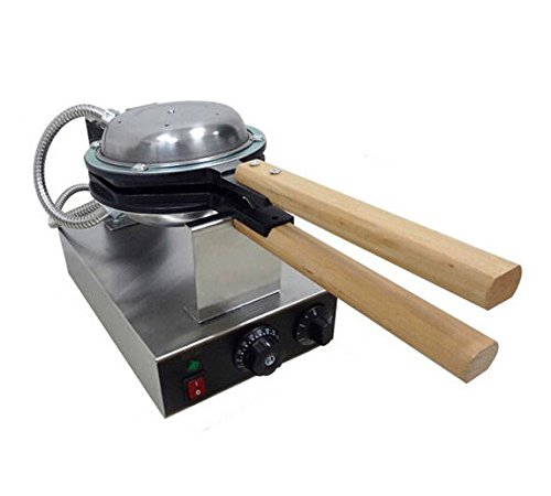 Olayer 110V Electric Egg Cookers Oven QQ Egg Waffle Maker Egg Stainless Steel Waffle Grill Egg Puff Machine