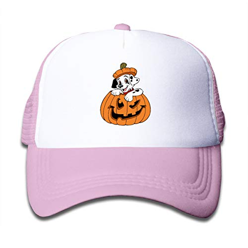 Head Space Puppy Clipart Halloween Children's Trucker Hats