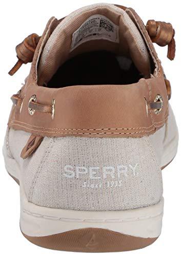 Details about  /Sperry Women/'s Songfish Sparkle Stripe Linen Boat Choose SZ//color