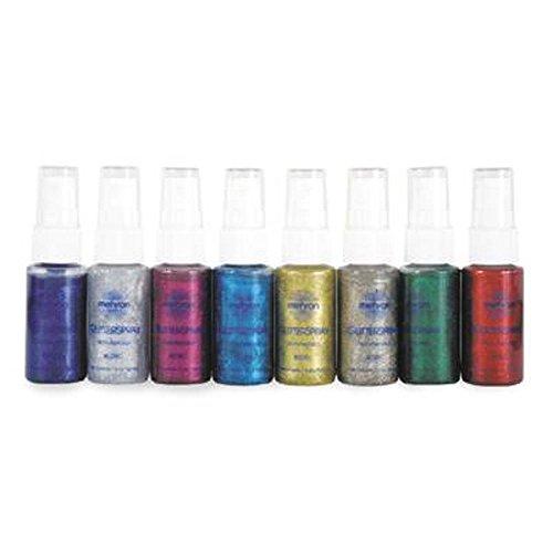 Shamrock Green Glitter Spray Make Up