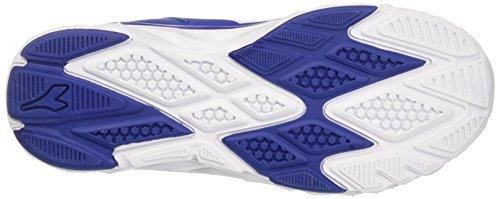 Corsa Blu Profondo W Bianco Diadora 8 da Donna Blu Hawk Scarpe ZxqaFwanXH