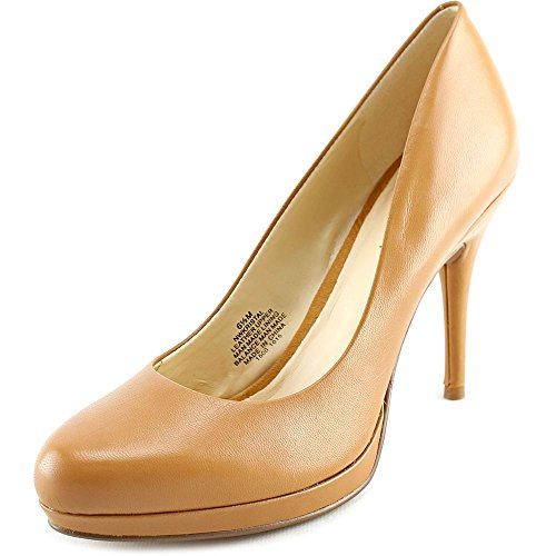 natural leather pumps - 2