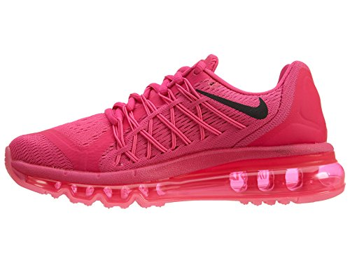 Nike Womens Air Max 2015 Scarpe Da Corsa Pink Foil Black Pink Power 600