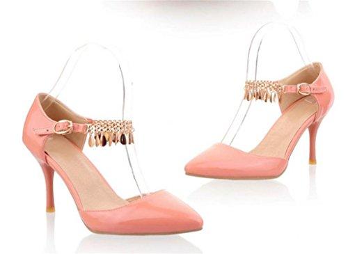 Schuhe Sandalen Spitze Versteckte High Kitzen Damen Kristall Peep Plattform Damen Sexy Heels Toe 7nxPZqPgHw