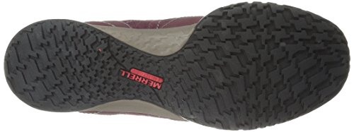 Merrell Womens Albany Lace Chaussure Zinfandel