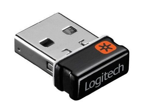 - New Logitech Unifying USB Receiver for keyboard K230 K250 K270 K320 K340 K350 K750 K800