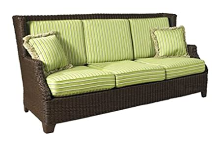 Padma's Plantation OL-TER04 Outdoor Terrace Sofa