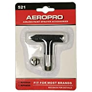 RP521 AEROPRO Reversible Airless Sprayer Tip 521