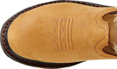 Ariat Womens Workhog H2o Composito Toe Work Boot Invecchiato Corteccia Verde Militare