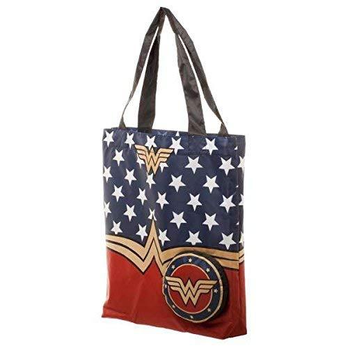 DC Comics Wonder Woman Packable Tote BioWorld
