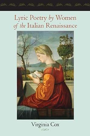 Amazon.com: Lyric Poetry by Women of the Italian