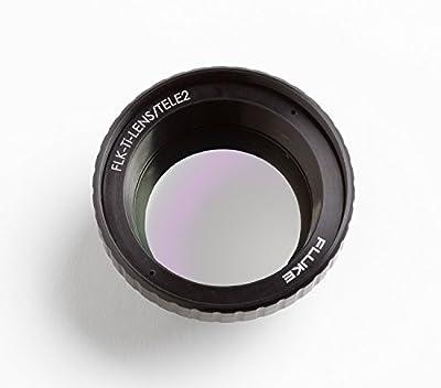 Fluke FLK-LENS/TELE2 Infrared Telephoto Lens For Industrial Thermal Imager
