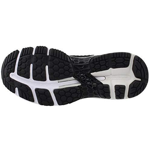 ASICS Gel-Kayano 25 Women's Shoe, Black/Glacier Grey, 6 B US by ASICS (Image #6)