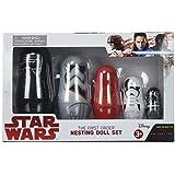 Nesting Dolls - Star Wars - The First Order Wood Dolls Toys 1331