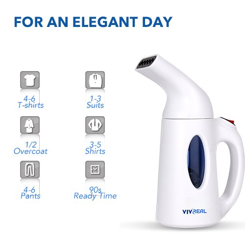 VIVREAL Clothes Steamer